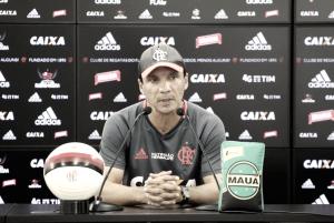 Zé Ricardo afirma que retrospecto positivo em Clássico não influencia em partida contra o Fluminense