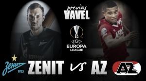 Previa Zenit San Petersburgo - AZ: de la A a la Z