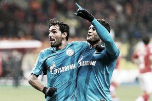 Lo Zenit elimina il Benfica, decide Danny