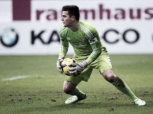 Zetterer makes the leap to the Bundesliga