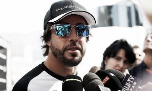 """Fernando Alonso: """"Estamos todos más apretados"""""""