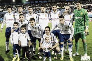 Real Zaragoza - Leganés: puntuaciones del Zaragoza, jornada 21 de la Liga Adelante