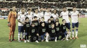 Real Zaragoza - Betis: puntuaciones del Zaragoza, jornada 13 de Liga Adelante