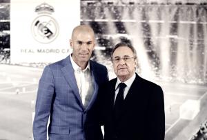 La vuelta al mundo en 100 días de Zidane