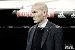 """Zidane: """"Confío ciegamente en mi plantilla"""""""