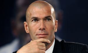 Zinedine Zidane reveals dream of becoming Real Madrid manager