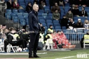 """Zidane: """"Me van a examinar siempre"""""""