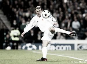 Su volea y la décima, dos puntos de inflexión para la era Zidane