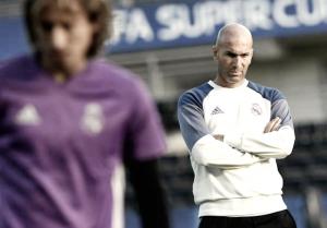 Supercoppa Europea - Parola a Zidane
