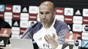 """Real Madrid-Barcellona, parla Zidane: """"Servirà una grande prestazione"""""""