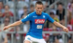 """Napoli, Zielinski: """"Sarri ci fa divertire, sono felice di essere arrivato qui. Hamsik un esempio"""""""