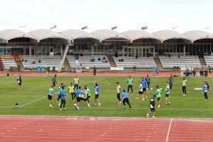 El Málaga continuará la pretemporada en Perth