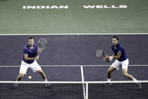 Pospisil y Sock llegan a la final del dobles en Indian Wells