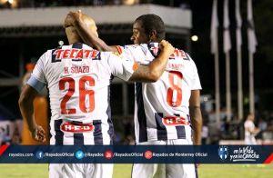 Gol de Dorlan Pabón para victoria de Monterrey