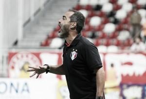 Rogério Zimmermann ressalta desgaste das viagens e se mostra satisfeito com vitória do JEC