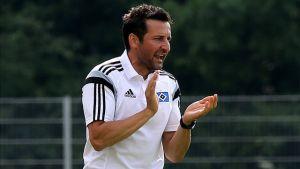 Under-23 coach Josef Zinnbauer appointed coach of Hamburg