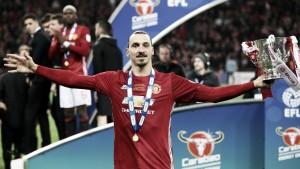 """Ibrahimovic: """"Vine a ganar, y eso estoy haciendo"""""""