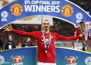 "Ibrahimović showing he is a ""serial winner,"" says Gary Neville"