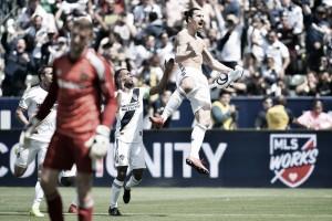 LA Galaxy complete stunning comeback against Los Angeles FC