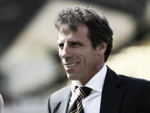 Gianfranco Zola es destituido del Cagliari