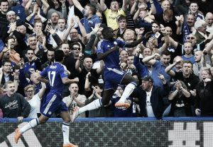 Chelsea 2-0 Arsenal: Blues prevail in fiery affair over nine-man Gunners