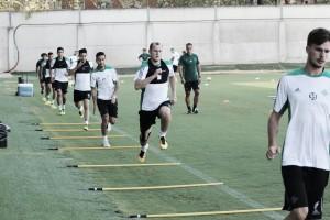 Vuelta a los entrenamientos en Sevilla con la ausencia de Musonda