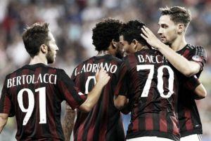 Risultato finale Milan - Empoli 2-1