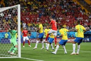 Le Brésil tenu en échec par la Suisse !
