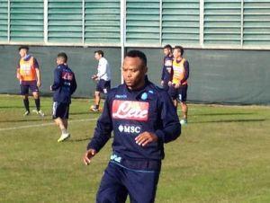 Napoli: ripresi gli allenamenti in vista della sfida di Coppa Italia contro l'Atalanta