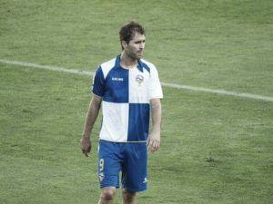 Aníbal Zurdo desciende con el Sabadell