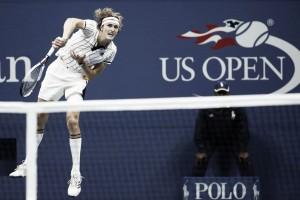 Zverev vence King na primeira rodada do US Open