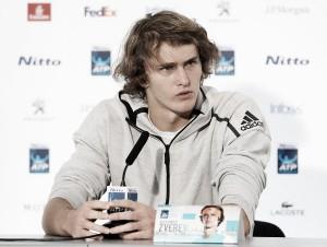 """Alexander Zverev: """"Nadal y Federer están jugando el mejor tenis de sus vidas"""""""