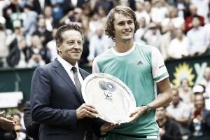 Alexander Zverev: We will never see someone like Federer again