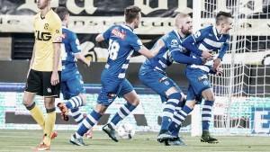 Previa de la jornada 14 de la Eredivisie