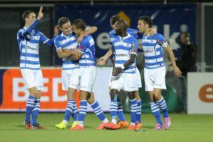 Zwolle shock league leaders PSV