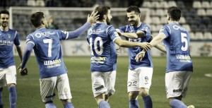Puntuaciones Lleida Esportiu - Ontinyent: Ortuño se reencuentra con el gol