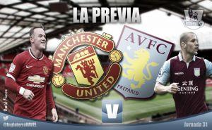 Manchester United - Aston Villa: cielo e infierno en juego