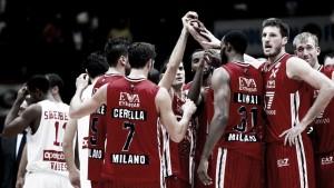 Risultato finale EA7 Armani Milano - Anadolu Efes Istanbul (88-84): l' Olimpia vince e rimane in corsa