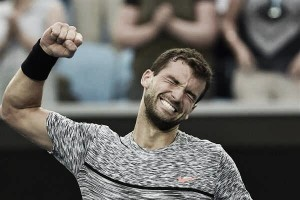 ATP Indian Wells: Grigor Dimitrov eases into third round