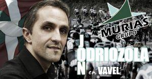 """Entrevista. Jon Odriozola: """"Si logramos que la gente se identifique, Murias será un proyecto de futuro"""""""