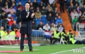 """Zidane: """"Cristiano siempre quiere jugar, pero esta vez se va a quedar en casa"""""""
