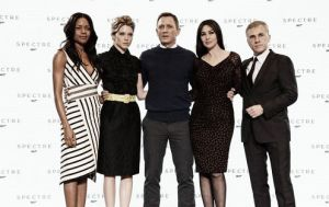 Se confirma el reparto de 'Spectre', la 24ª cinta de James Bond