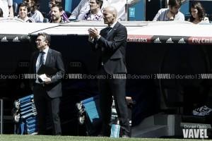 Zidane y su talismándespués de los parones