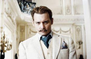 Johnny Depp, un carismático comerciante de arte en el primer tráiler de 'Mortdecai'