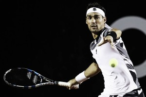 ATP St. Petersburg: Fabio Fognini ousts home favorite Mikhail Youzhny