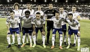Real Zaragoza-Sevilla Atlético: puntuaciones del Real Zaragoza, jornada 30