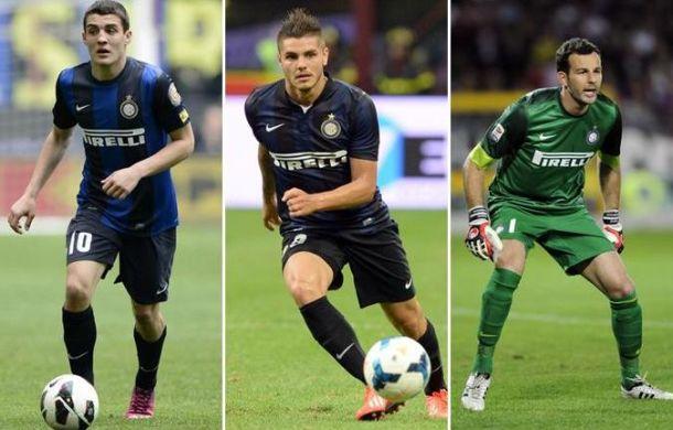 Handanovic - Kovacic - Icardi: l'Inter del futuro è nelle loro mani