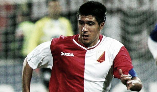 Slobodan Medojevic refuerza el centro del campo del Eintracht