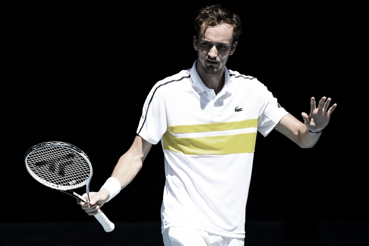 Australian Open. Día 8: se confirmaron los últimos cuartofinalistas