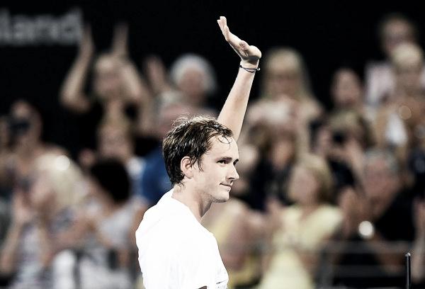Medvédev, a la Cuarta Ronda del Open de Australia